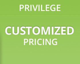 Privilege - Customized Pricing